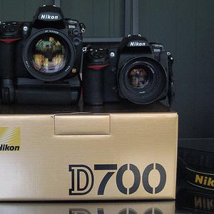 Brand New Camera Nikon D700
