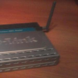 Срочно продам ADSL МОДЕМ. D-LINK DSL-G604T