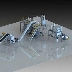 Комплексы  переработки  полимерных отходов от компании GENOX