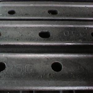 Приобрести накладку р-50 восстановленную,  болты клеммные и закладные полная комплектация