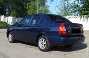 Продам автомобиль Hyundai Accent 2008г.в.