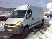 Продам микроавтобус Renault МАСТЕР DCI 120