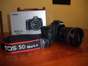 Продажа новых: Canon EOS 5D Mark II цифровых фотокамер