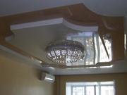 натяжные потолки  шторы