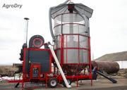 Зерносушилка AgroDry TKM-33SF